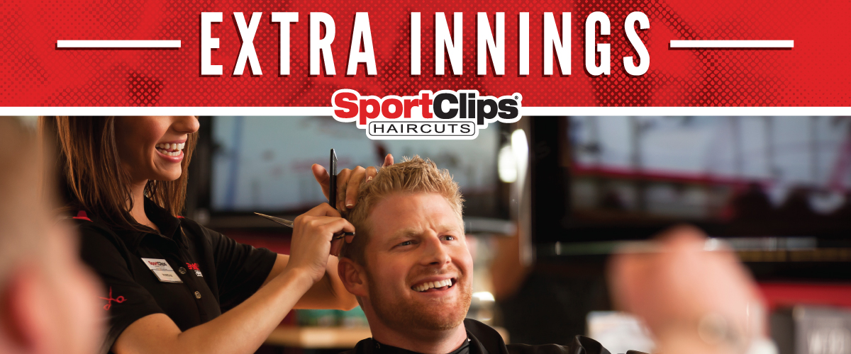 The Sport Clips Haircuts of Cookeville  Extra Innings Offerings