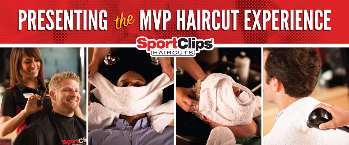 The Sport Clips Haircuts of Cookeville  MVP Haircut Experience