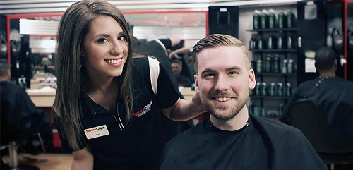 Sport Clips Haircuts of Cookeville ​ stylist hair cut